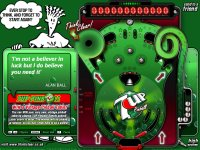 7 up pinball flash game