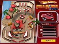 full power pinball from hot wheel games
